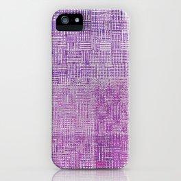 Purple City iPhone Case