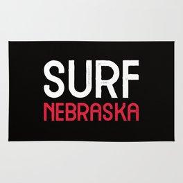Surf Nebraska Rug
