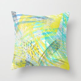 Abstract 181 Throw Pillow
