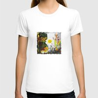 daisies T-shirts featuring daisies by bsvc