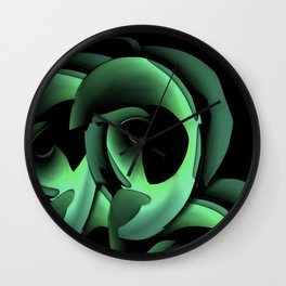 The Other Me Wall Clock