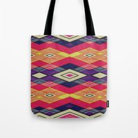 native Tote Bags featuring native by spinL