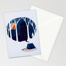 Scary story Stationery Cards