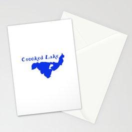 Crooked Lake 001 Stationery Cards