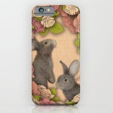 Rosie Rabbits iPhone 6s Slim Case
