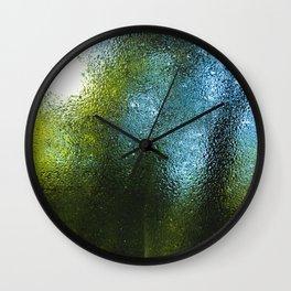 Outside World Wall Clock