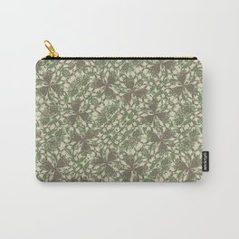 Vintage Baroque Pattern Carry-All Pouch