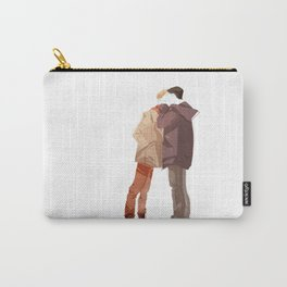 Where your lips begin Carry-All Pouch