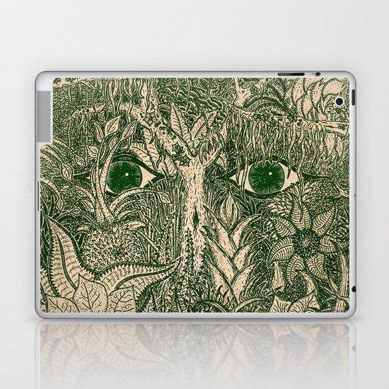 gaia mandala Laptop & iPad Skin