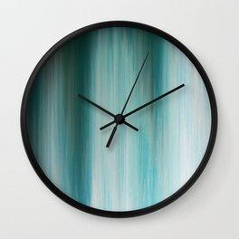 Pixel Sorting 56 Wall Clock