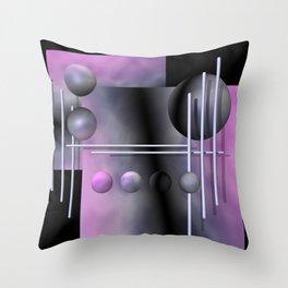 liking geometry -1- Throw Pillow