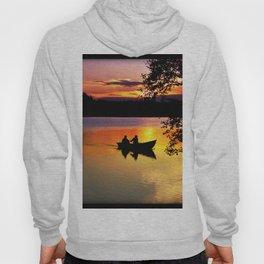 Sunset Fishing Hoody