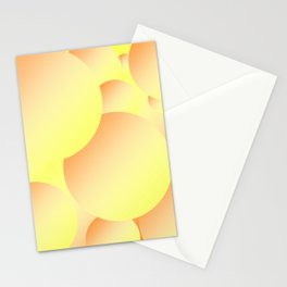Sunny Bubbles Stationery Cards