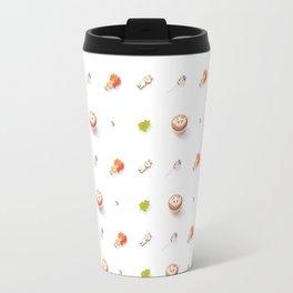 Icing Cookie Pattern_Bright Travel Mug