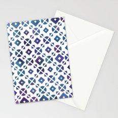 Broken Geometry 3 Stationery Cards