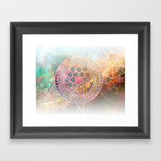 Nexus Framed Art Print