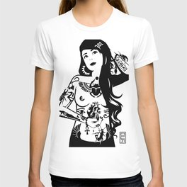 Cleo + The Coleopteras T-shirt