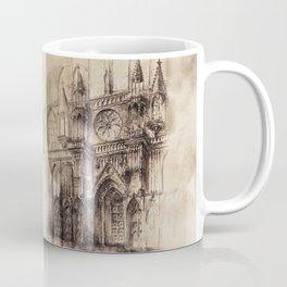 Gothic Cathedral 2 Coffee Mug