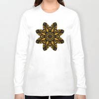 asia Long Sleeve T-shirts featuring Asia by Lyle Hatch