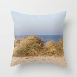 Wild Landscapes at the coast 6 Throw Pillow