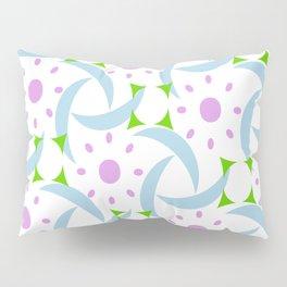 Bright graphical design Pillow Sham