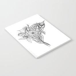 flower sketch Notebook
