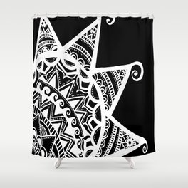 Buddha Breath Shower Curtain