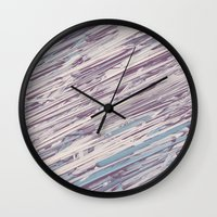 comics Wall Clocks featuring Comics by Joonas Paloheimo