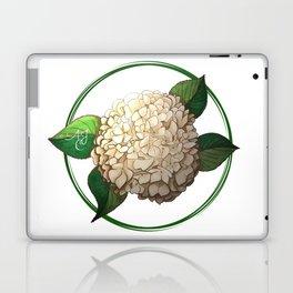 Hydrangea Laptop & iPad Skin
