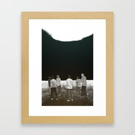 A1 Framed Art Print