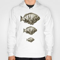 fish Hoodies featuring fish by Кaterina Кalinich