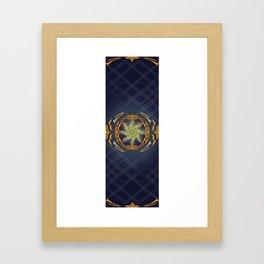 Doran Clan Symbol Framed Art Print