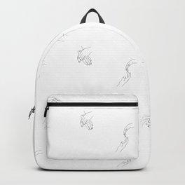 Affectionate Gestures Backpack