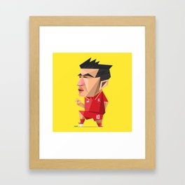 COUTINHO Framed Art Print