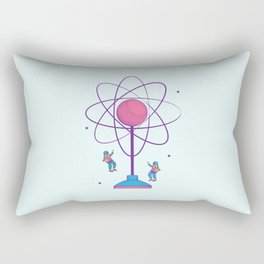 The Science of Play Rectangular Pillow