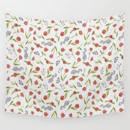 BTATO_Poppies Wall Tapestry