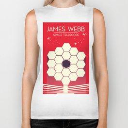 james webb space telescope, Biker Tank