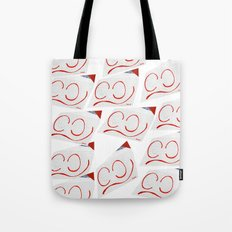 Red Boy Tote Bag