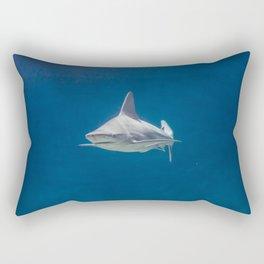The shark Rectangular Pillow