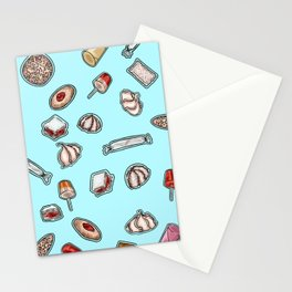 Puertorican Candy Stationery Cards