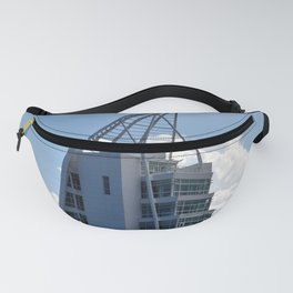 Exploration Tower Fanny Pack