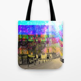 If it weren't for the process would the result be? Tote Bag