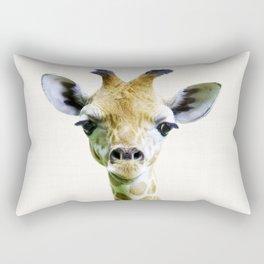 Giraffe print,Nursery decor, Nursery wall art,animal nursery prints,nursery animal print,baby animal Rectangular Pillow