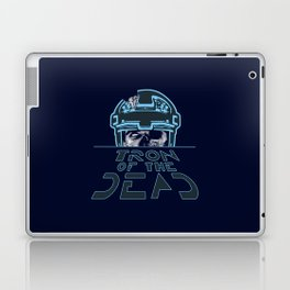 Tron Of The Dead Laptop & iPad Skin