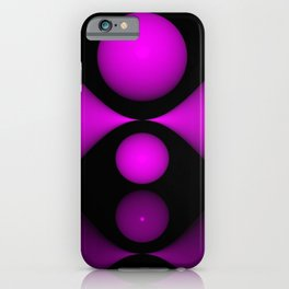 3D for your home -4- iPhone Case