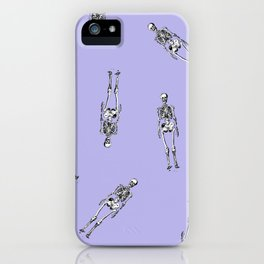 Bones on parade iPhone Case