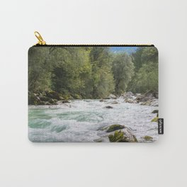 The Emerald River Carry-All Pouch