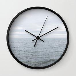 Nantucket Sound #03 Wall Clock