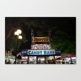 Iowa State Fair Canvas Print