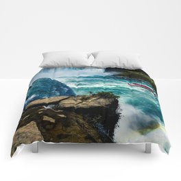 The Maid of the Mist Comforters